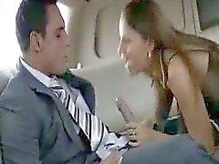 Bombasse baiser limousine - sibel18 OCM