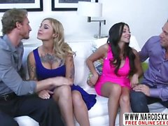 Dirty Step Mom Ariella Ferrera Latina le gusta Fast Fuck