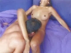 Sexy Asian Lily Thai Couch Fucking DM720