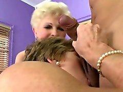 60 Plus Lesbian Granny MILFS