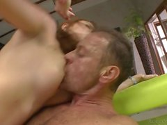 Marina Visconti, Chintya Doll In Threesome Orgy