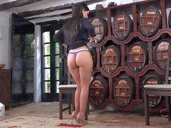 striptease hipnotizante