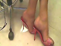 Magic Feet in Cam 1!!!!
