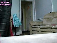 Voyeur Girlfriend - Hidden Spy Cam Bedroom Compilation