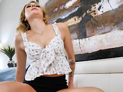 Naughty America Charlotte Sins goes to neighbor for dick