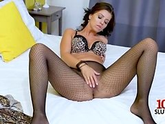 Hot pornstar sex and cumshot