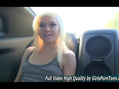 Chloe Solo Extreme Abilities Blonde Very Petite