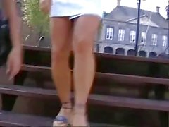 Horny Poland Girls Public Sex in the Streets of Maastricht
