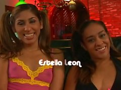 Sahara and Estelle Threesome