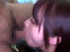 Asian Maria Ozawa pov blowjob