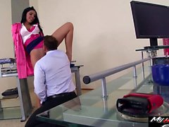Kira Queen and Henessy loves their jobs as secretaries
