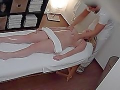 Czech Oil Massage and Fuck
