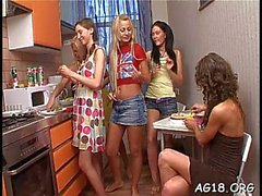 adorable chicks got nice toys video feature 1