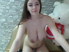 teen emily petty flashing boobs on live webcam