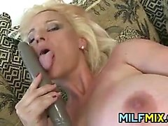 Mature Blonde Mother