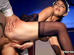 Maid addicted to anal sex HD Porn Clips