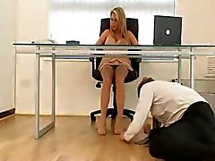 Sympathetic flash-tail with a brave Mrs. Sphincter's next door neighbor dominates her man