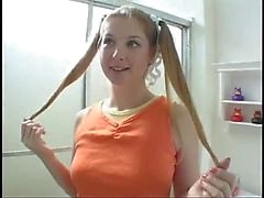 Pigtails Teen...F70