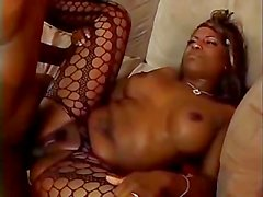"Ebony Star Cinnabunz in ""Black Goddess 2"""