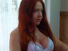 Mature redhead Brazilian part 3