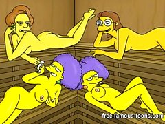 Los Simpson sexual