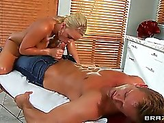 A Dirty Masseuse
