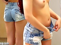 WY Tiny Teen Cassie Laine Passionate Lesbians