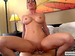 Jessica Jaymes Get screwed in The greatest pov Ever Huge Load