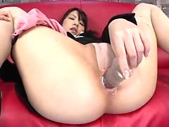 Lana Solo Asian Masturbation