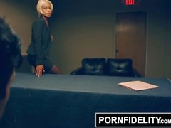 PORNFIDELITY Bridgette B Uses Enhanced Interrogation Techniques