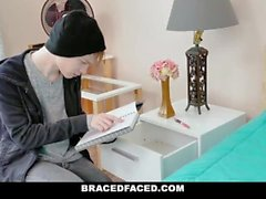 BraceFaced - Brace Faced Virgin Wants to Fuck