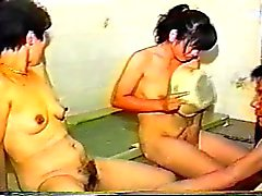 vintage lesbians, and ffm threesome (Japan)