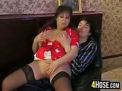 Chubby Russian Wants To Fuck