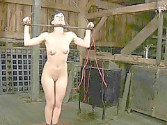 slave tortured and begs to cum 1 of 2