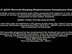 Kanister Ford fucks Rob Ryders