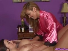 taylor vixen applying for a position lesbian massage