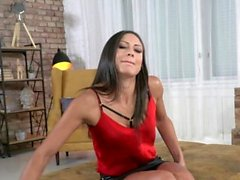 Neglected wife Cassie Del Isla gets fucked POV
