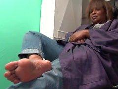 Verschwitzte Füße Anbetung Reife Reife Feet