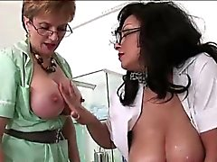 Mature british nurses get cum