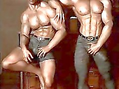 En 3D musculation gai Boys!