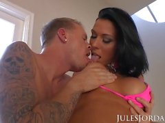Jules Jordan - Rachel Starr Anal The Ultimate Ass Adventure