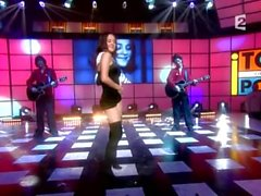 Alizee - J'en Ai Marre (Dance Performed At Top Of The Pops)