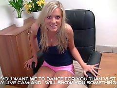 Blondes Deutsches Mädchen 18 Vom Chef Ausgenutzt