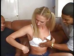 Ashley Long Gets A BBC In Both Holes