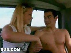 BAIT BUS - Steven Ponce Fucked By Straight Bait Cody Springs In Moving Van!