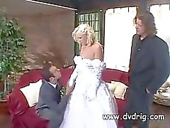 Missy Monroe Just Married And Celebrates The Event By Fucking Her New Husband And The Best Men At The Same Time Threesome Cumshot Anal