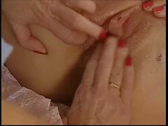 Cleaning lady gets interracial fuck and fisted