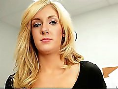 InnocentHigh Sexy blonde schoolgirl banged in the classroom