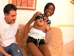laatu musta porno