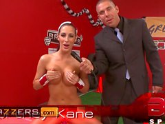 Brazzers - Big TITS in Sports - Chanel Preston Kortney Kane Mick Blue - Rack Racers